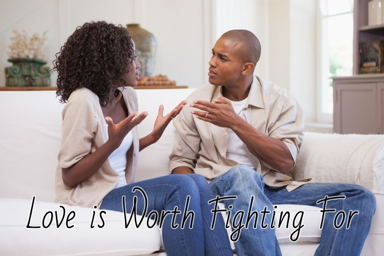 Fighting for